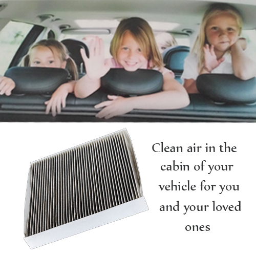 Do You Know What Can Happen if Your Vehicle's Cabin Air Filter is Dirty – What? You Didn't Know You Had One?