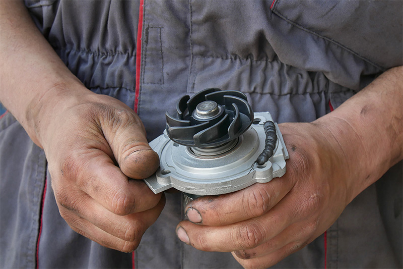 How to know that you have a bad water pump